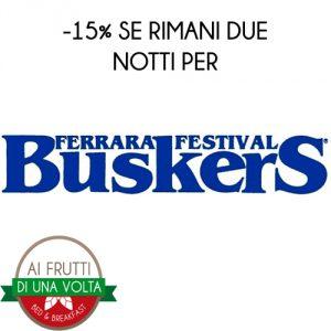 -15% buskers festival